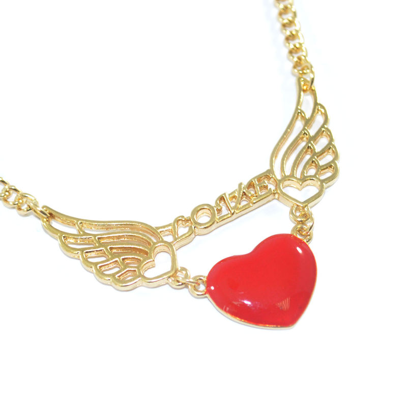 LOVE WITH WINGS NECKLACE - product image