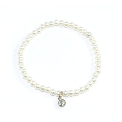 LITTLE,PEARL,WITH,CRYSTAL,BRACELET