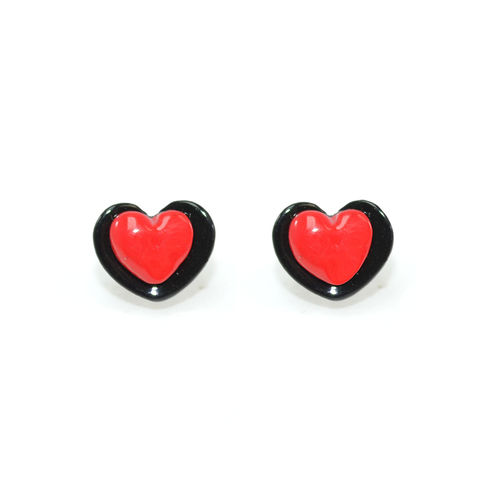 LITTLE,HEART,EARRING