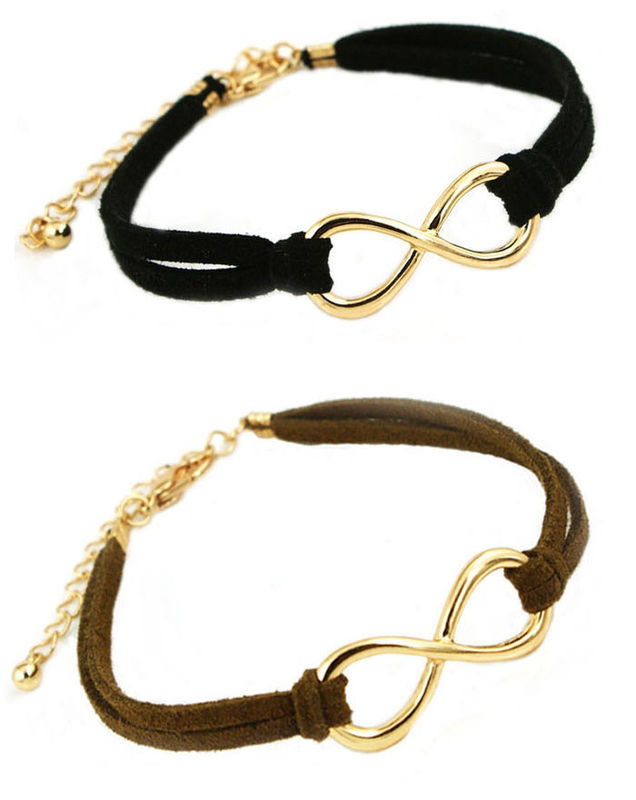 Leather Strap With Charm Bracelet Rings Tings Online Fashion