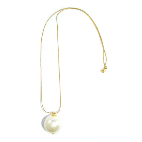 LARGE,PEARL,NECKLACE,111