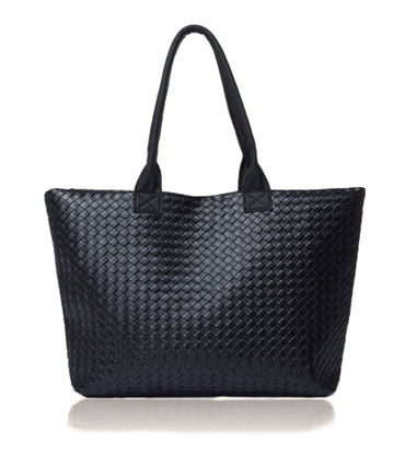 WEAVED,PU,LEATHER,SHOULDER,BAG,WEAVED leather bag,WEAVED pu leather bag,WEAVED faux leather bag,WEAVED leather hand bag, WEAVED leather shoulder bag,WEAVED black bag,WEAVED black leather bag