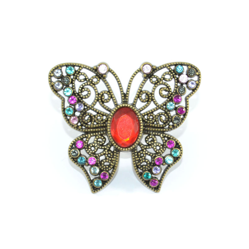 VINTAGE STYLE BUTTERFLY RING - Rings & Tings | Online fashion ...