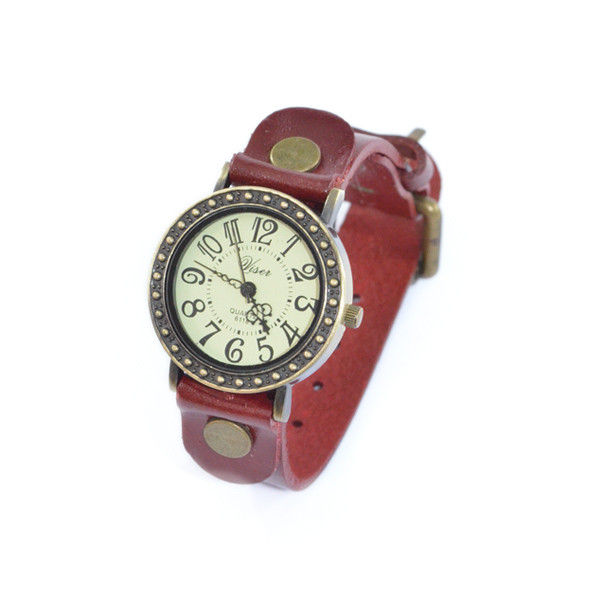 VINTAGE ROUND STUD EDGE WATCH - product image