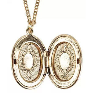 VINTAGE MULTI PENDANTS NECKLACE - product image