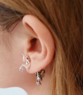 UNICORN EARRINGS - product image