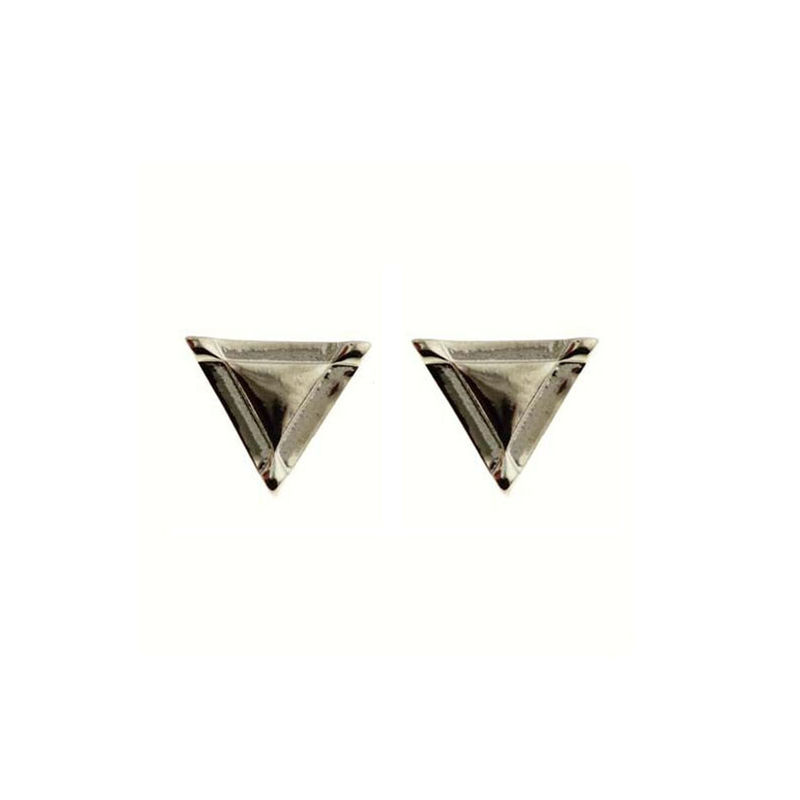 TRIANGLE EARRINGS - product image