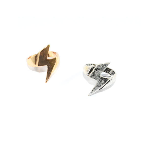 THUNDER BOLT RING - product image