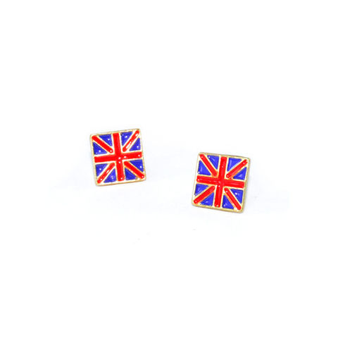 THE,UNITED,KINGDOM,FLAG,EARRINGS