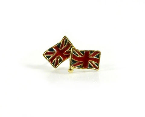 THE,UK,FLAG,EARRING