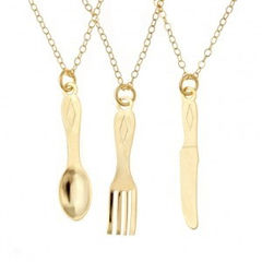 TABLEWARE,SET,NECKLACE