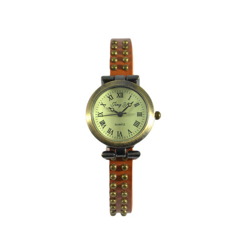STUDDED,VINTAGE,WATCH