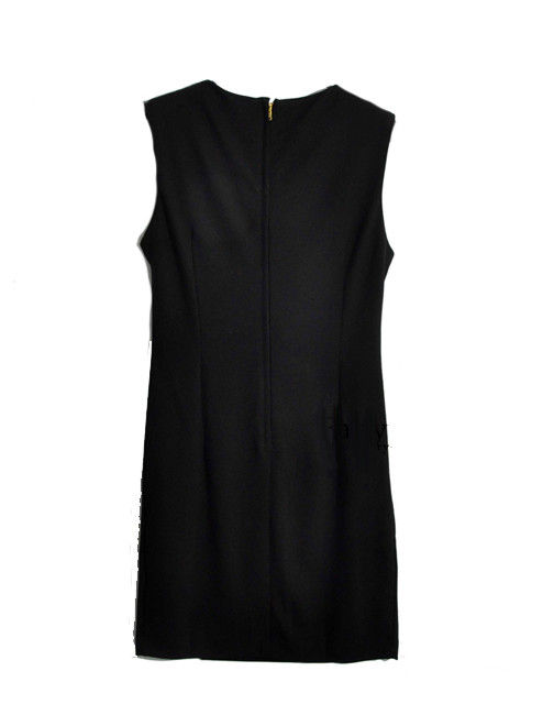 STUDDED FRONT DRESS - product image