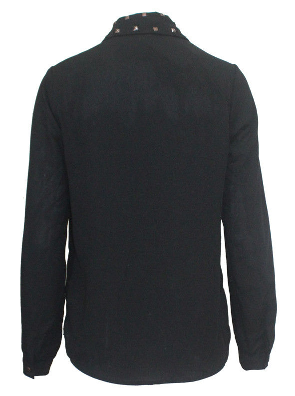 STUD COLLAR SHIRT - product image