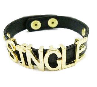 Single Letters Bracelet Product Image