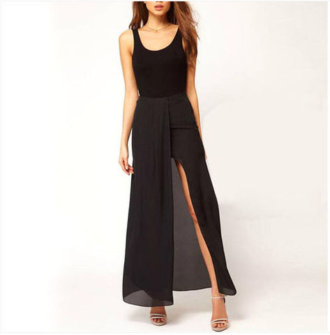 SIDE,SPLIT,MAXI,SKIRT