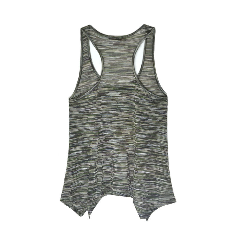 PEACE SIGN FLARE VEST - product image