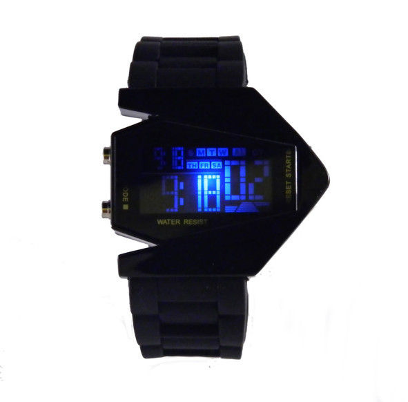 POLYGONAL DIGITAL WATCH - product image