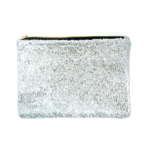 SEQUIN,CLUTCH,BAG
