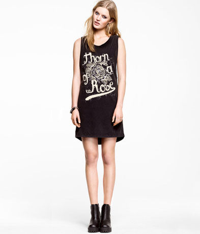 THORN OF A ROSE DRESS - product image