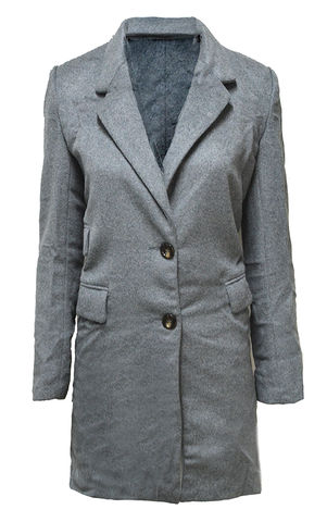 LONG,LAPEL,COAT