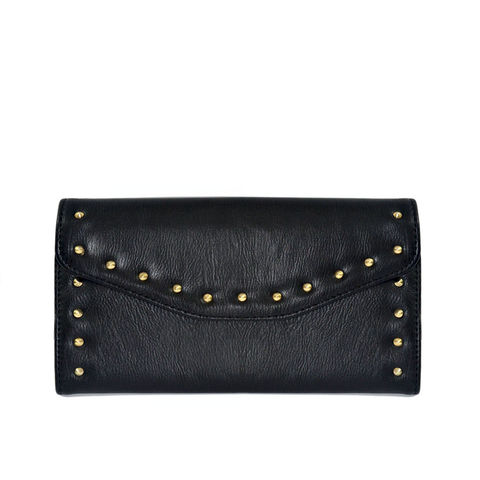 STUDDED,DECOR,FLAP,OVER,PURSE