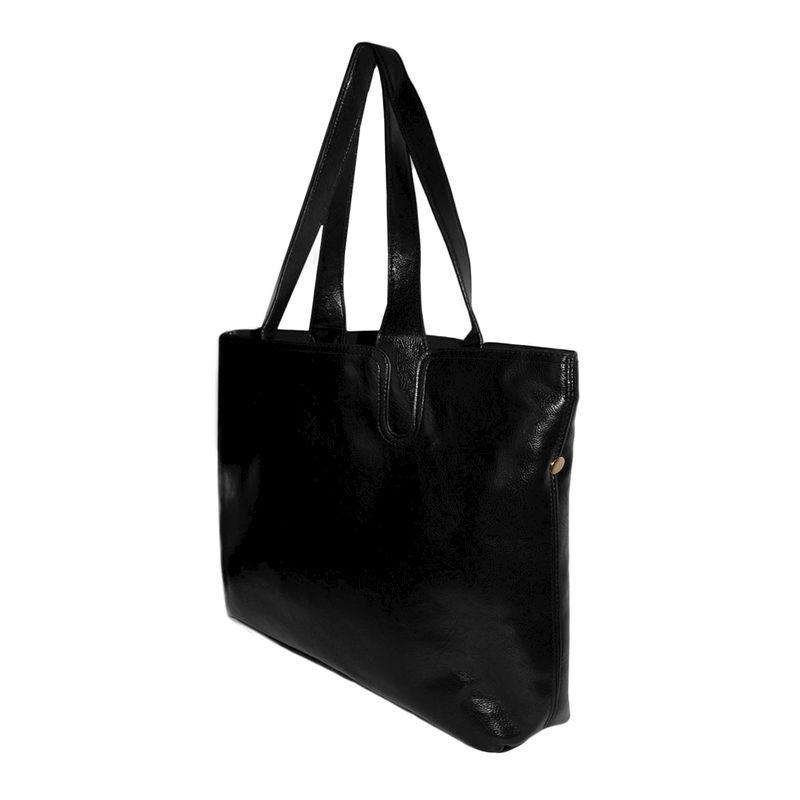 MINIMAL BLACK SHOULDER BAG - Rings & Tings | Online fashion store ...