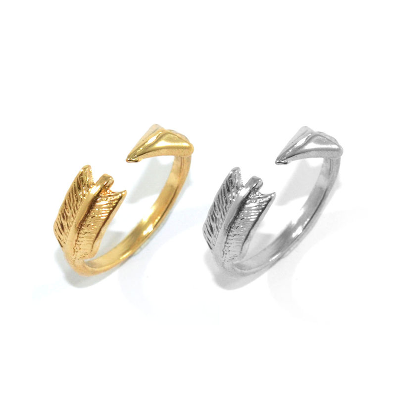 TWIST ARROW RING 2 - product image
