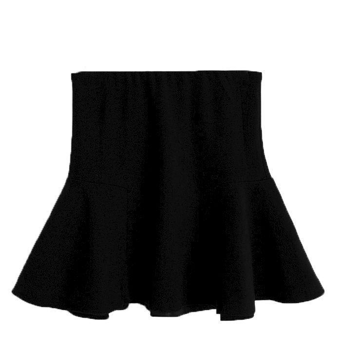 HIGH WAIST PLEATED SKIRT - product image