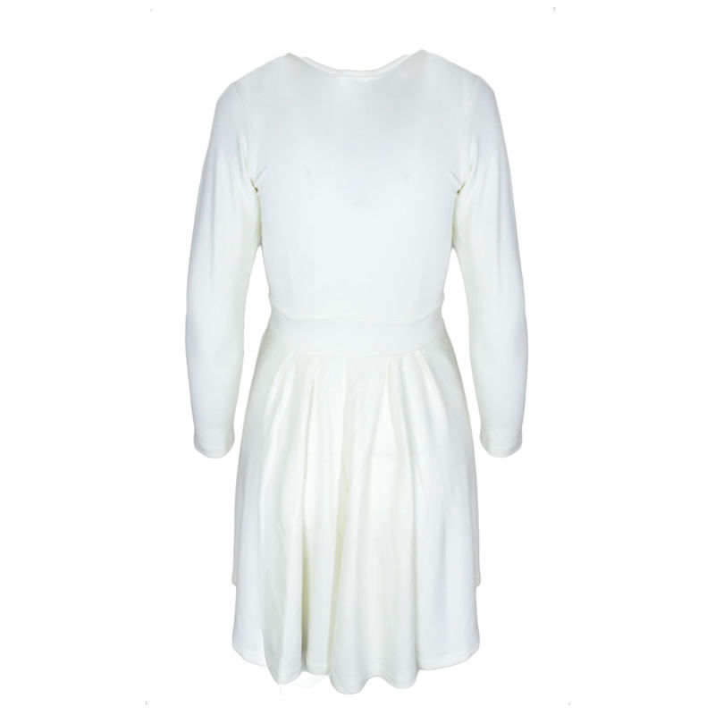 MINIMAL LONG SLEEVE DRESS - product image