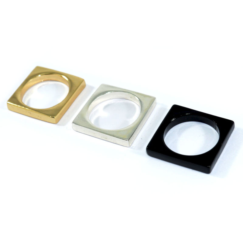 MINIMAL SQUARE RING - product image