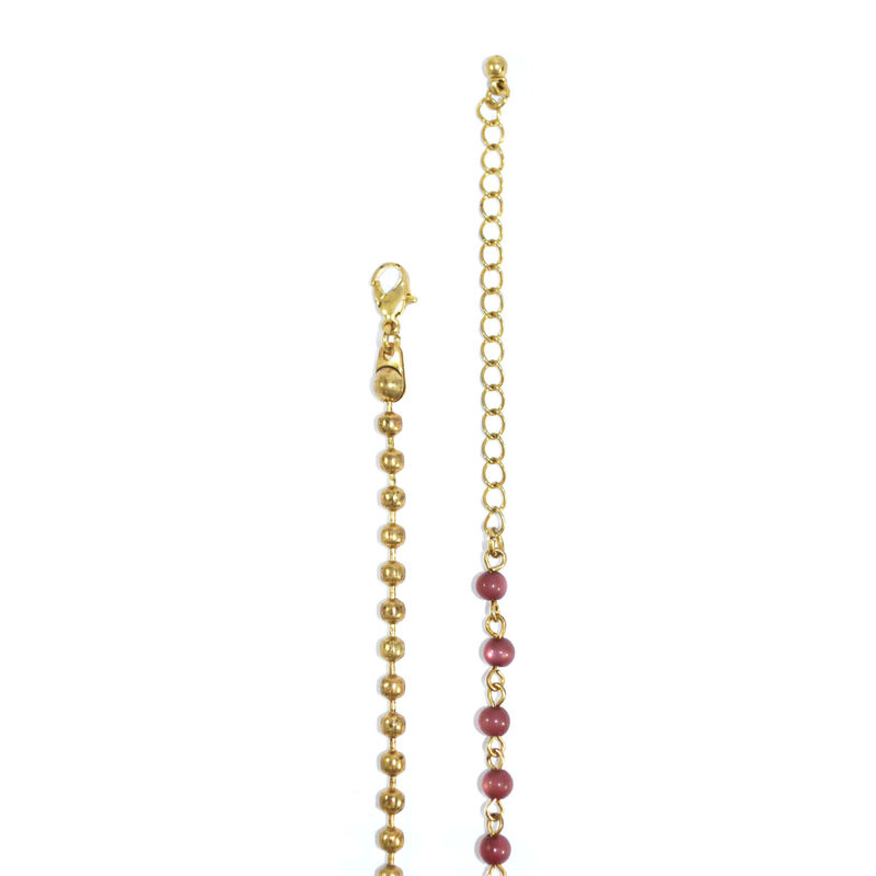 MALA TASSEL NECKLACE - product image