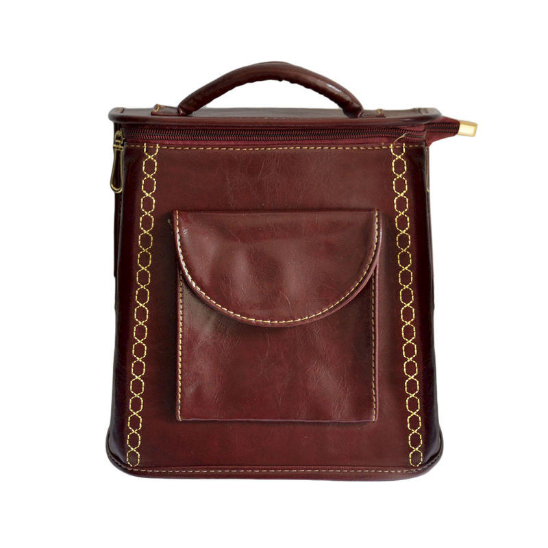 VINTAGE POCKET FRONT BACKPACK - product image