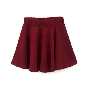 CLARET,PLEATED,SKIRT,red dress, red skirt, claret dress, claret skirt, red pleated skirt