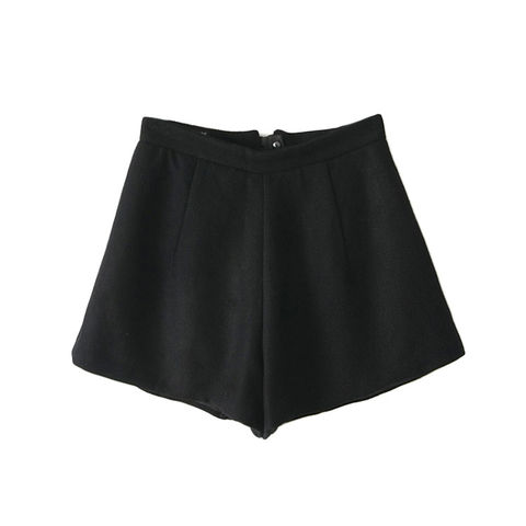 BLACK,CULOTTES,BLACK SKIRT, MINIMAL CULOTTES, MINI CULOTTES, SHORT CULOTTES, BLACK SHORTS SKIRT