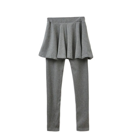 FLARED,SKIRT,LEGGINGS,GREY LEGGINGS, MINIMAL GREY LEGGINGS, SKIRT LEGGINGS, FLARED SKIRT, FLARED GREY SKIRT LEGGINGS