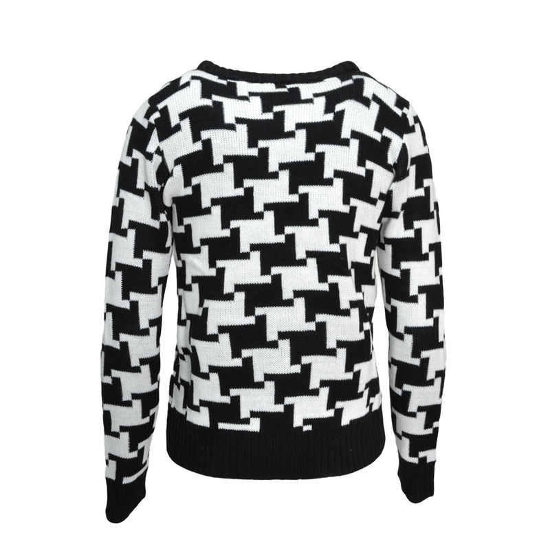 PATTERN CARDIGAN - product image
