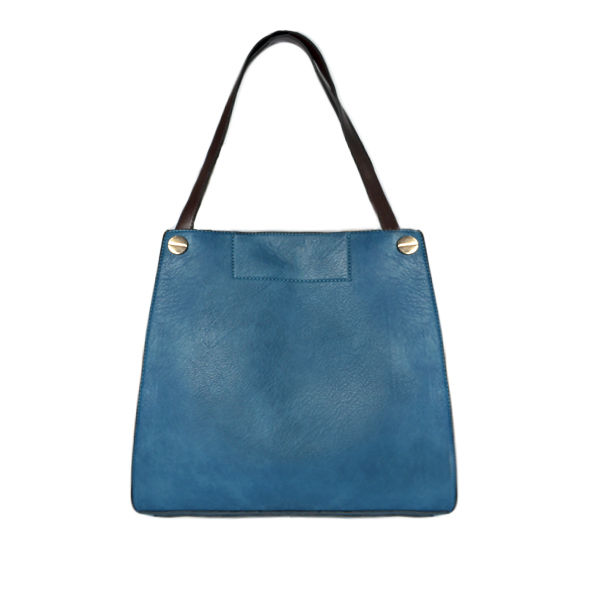 BLUE GREEN TOTE BAG - product image