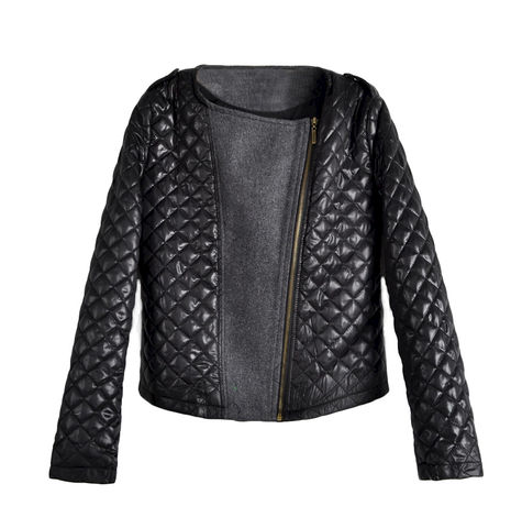 QUILTED,BIKER,JACKET,BIKER JACKET, QUILTED JACKET, ZIPPED BIKER JACKET, QUILTED ZIP JACKET