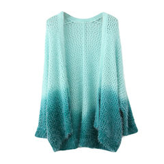 BLUE,GRADIENT,KNIT,SWEATER,(sold-out),GRADIENT SWEATER, BLUE GRADIENT SWEATER, BLUE KNITTED SWEATER