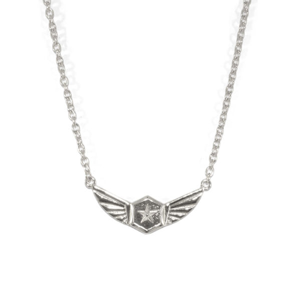 STAR WING NECKLACE - product image
