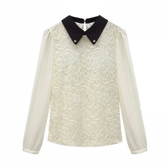 LACE SHIRT - product image