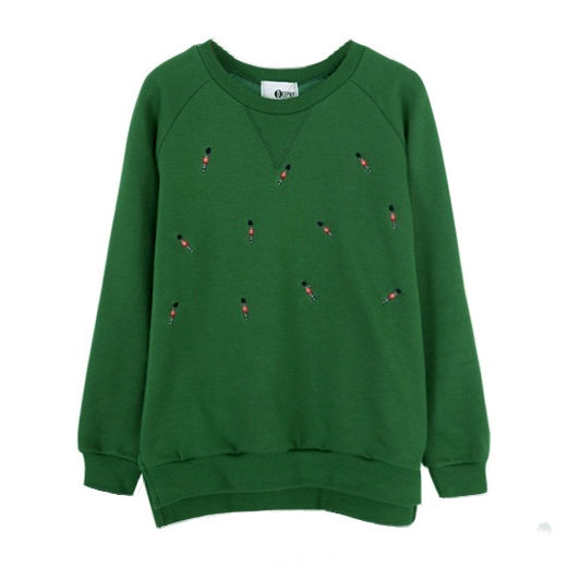 SOLDIERS JUMPER - product image