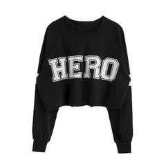 HERO,CROPPED,TOP,HERO CROP TEE, MINIMAL CROP TEE, HERO CROP TOP, HERO PRINT TEE