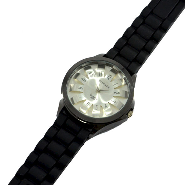 PLASTIC STRAP WATCH - product image