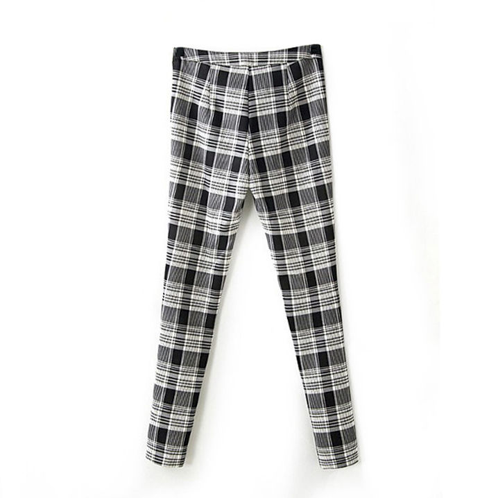 CHECK TROUSER - product image