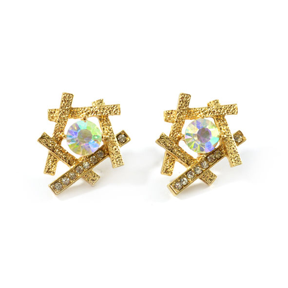 CRYSTAL EARRINGS - product image
