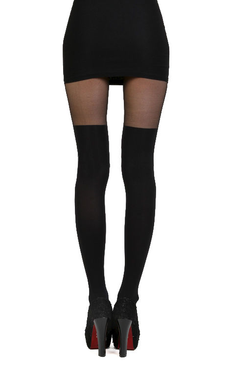FLASH OVER THE KNEE TIGHTS - product image