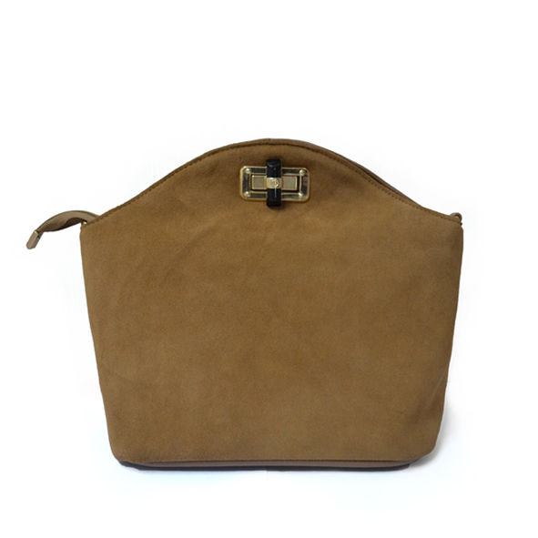 CROSS BODY BAG WITH LOCK - product image