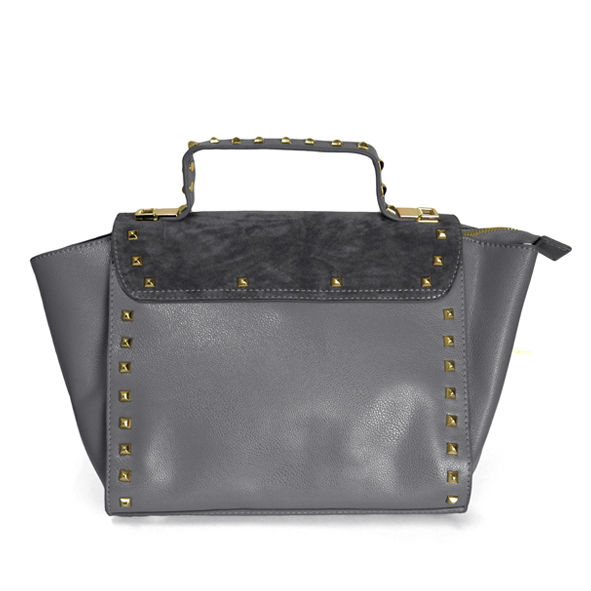 BLACK BAT BAG WITH STUD - product image